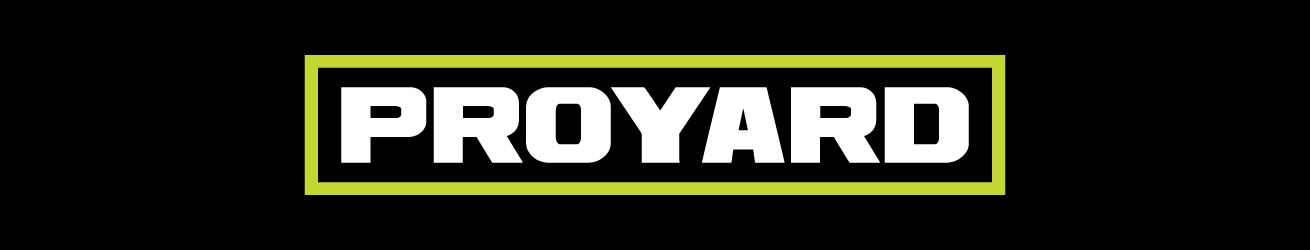 Proyard Orman ve Bahçe Makineleri Logo Banner