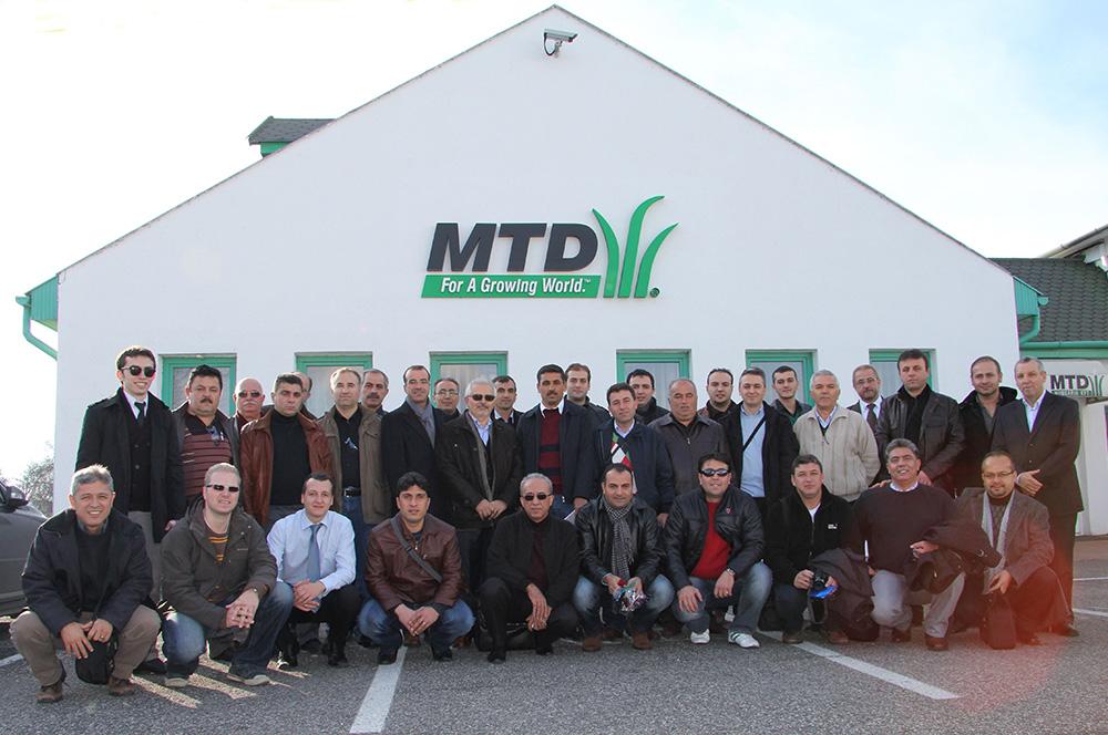 Sares 2010 Macaristan Budapeşte Gezisi, MTD Fabrikası