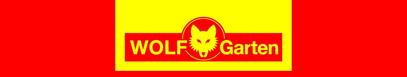 WOLF-Garten Bahçe Aletleri Logo Banner
