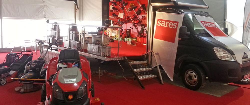 Sares 2014 Kayseri Tarım Fuarı